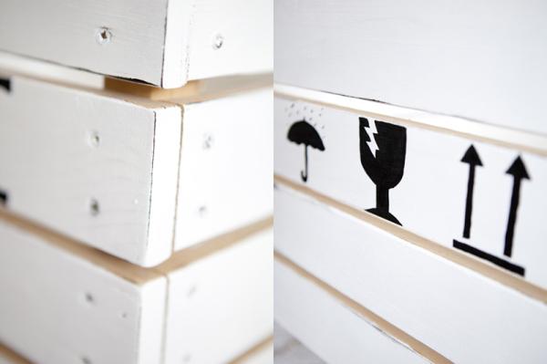 drewniana skrzynia DIY, tutorial