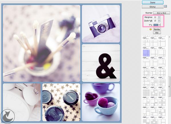 jak zrobić kolaż ze zdjęć | Photoscape