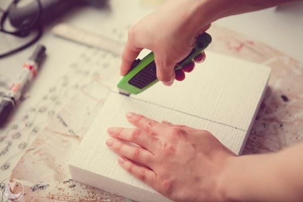 DIY organizacja kolczyków   zrób to sam blog