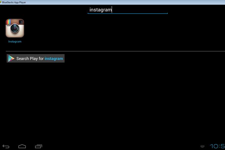 instagram na komputer - logowanie