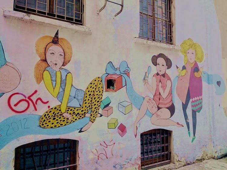 grafitti we Wrocławiu