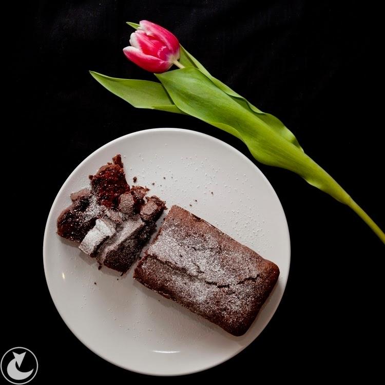brownie z malinami przepis