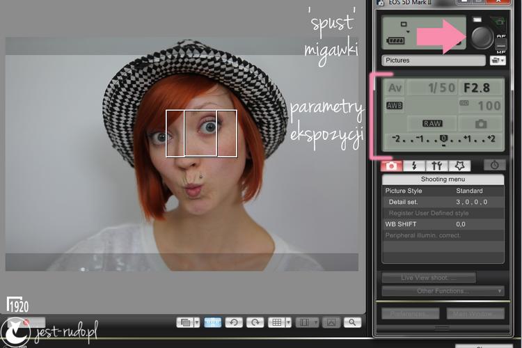 jak zrobić autoportret zdjęcie