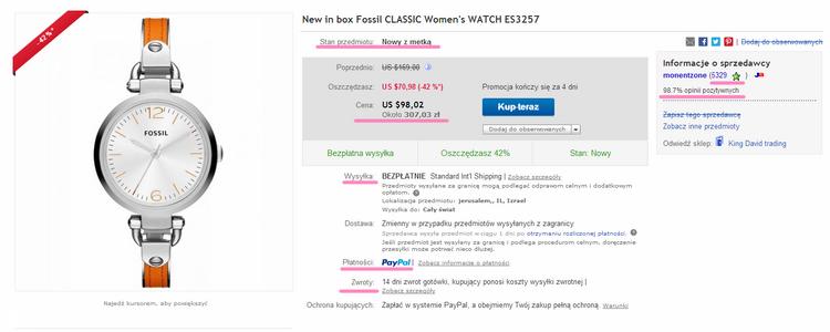 jak kupować na ebay