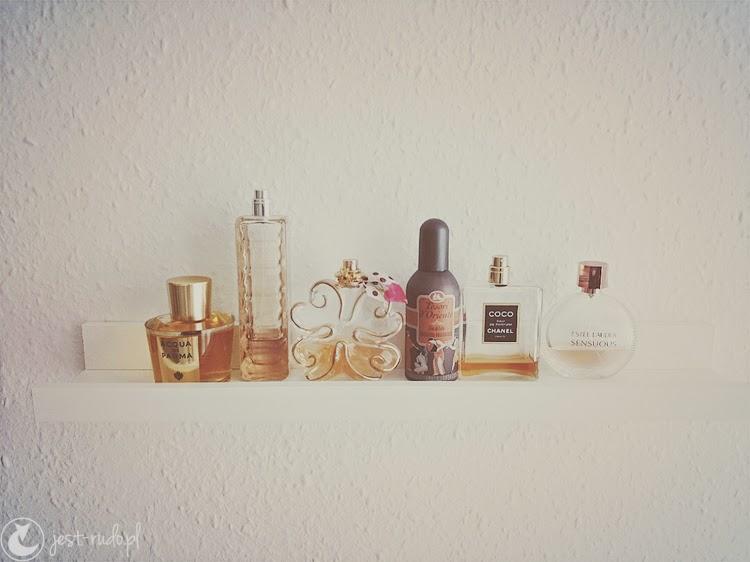 perfumy coco chanel, tesori di oriente, estee lauder