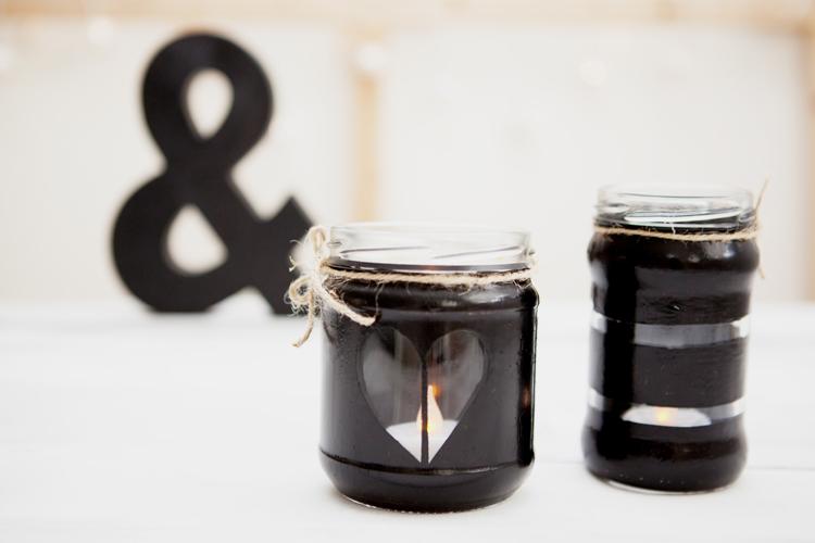 pomysły na świecznik