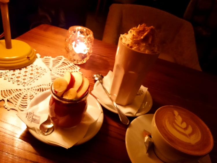 retro cafe gdańsk