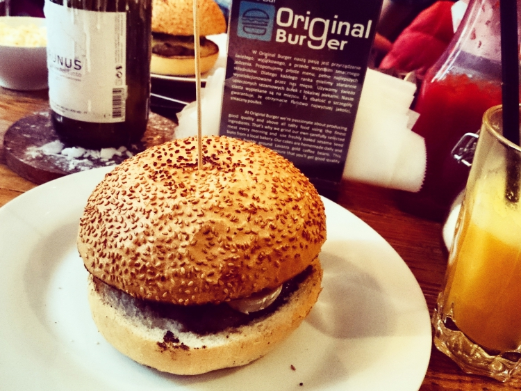original burger gdańsk
