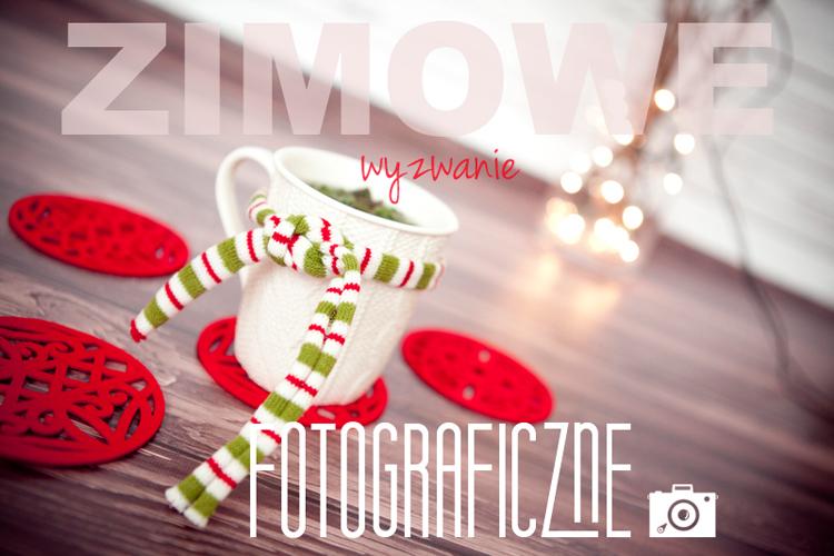 Zimowe fotograficzne wyzwanie kreatywne #2