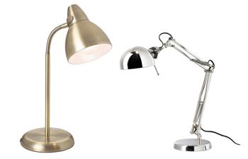 lampka biurkowa domowe studio
