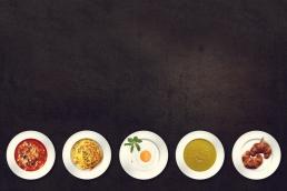 table dinner meal szwedzki stół