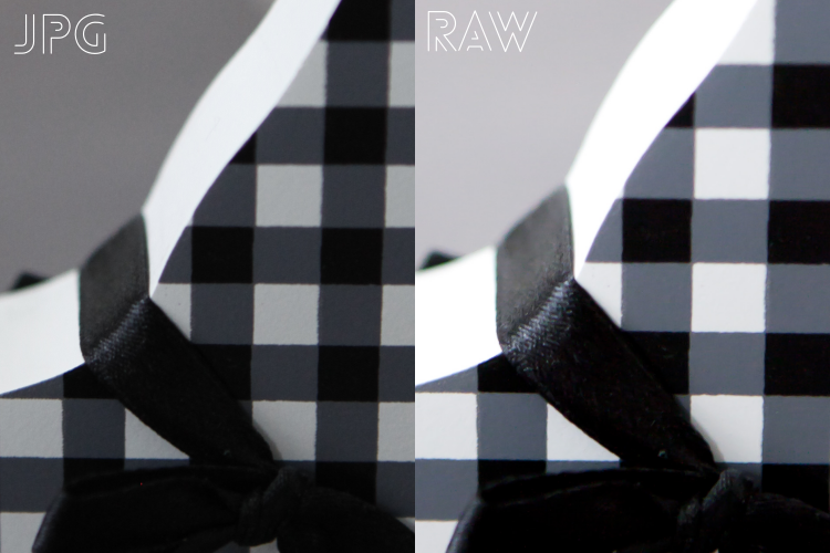 pliki RAW i jpg