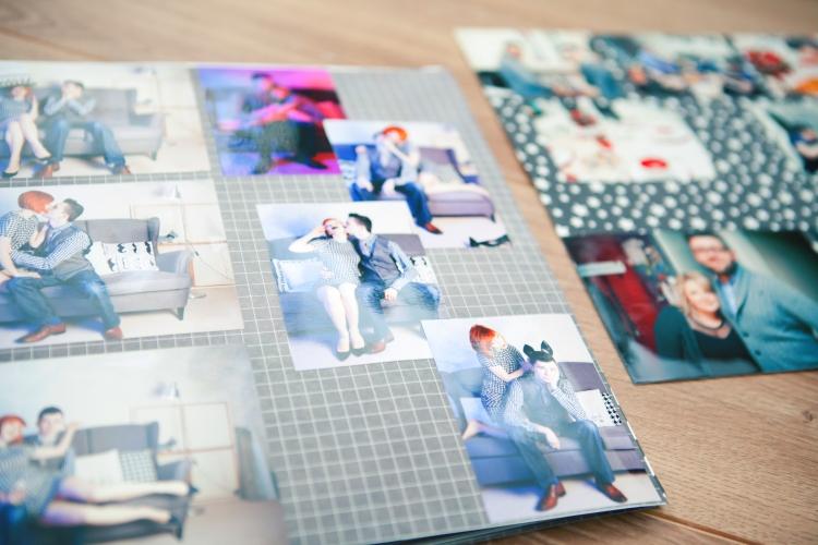 album fotograficzny diy - zrób to sam album ze zdjęciami