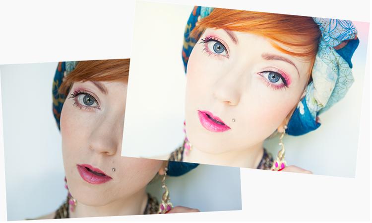 retusz twarzy w Photoshopie