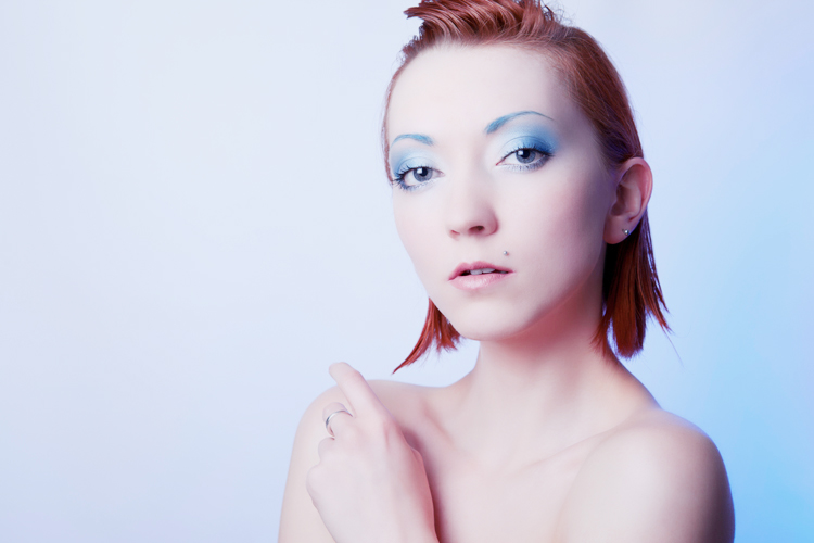 profesjonalny retusz twarzy photoshop