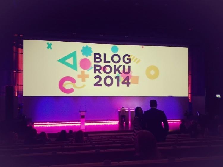 gala blog roku 2014 relacja