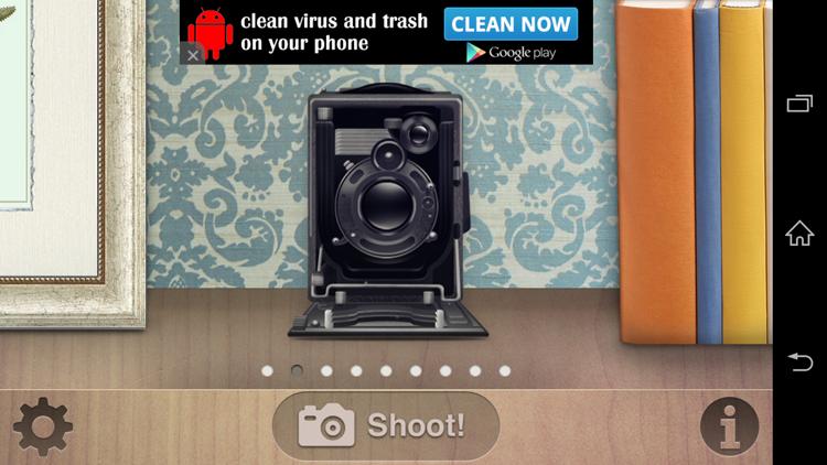 fotograficzna aplikacja android
