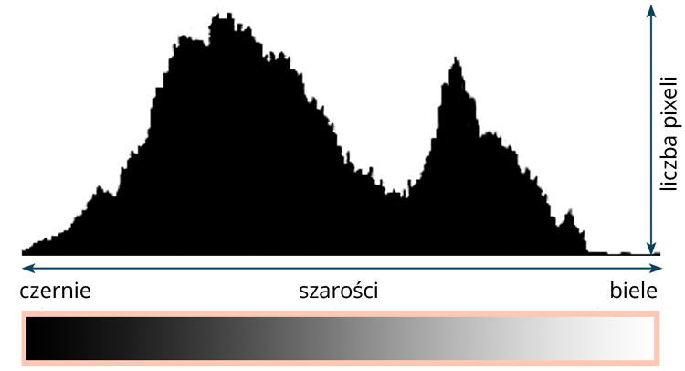 co to jest histogram fotografia