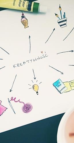 kreatywność ćwiczenia