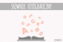 słownik fotograficzny angielski i polski