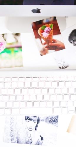 porządek na komputerze zdjęcia