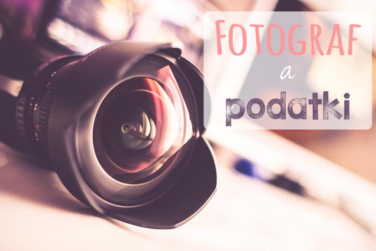 jaka forma opodatkowania dla fotografa