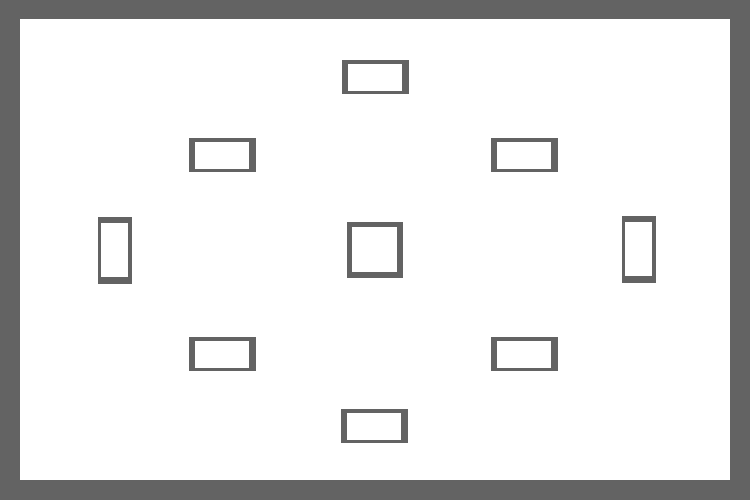 punkty autofokusa ostre zdjęcia - jak działa autofocus