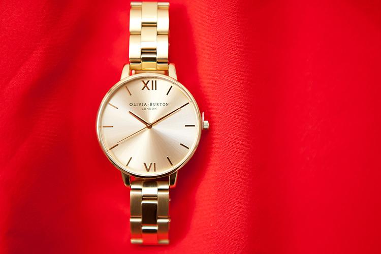 olivia burton zegarek