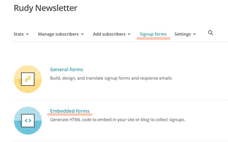 jak zrobić dobry newsletter na bloga i stronę