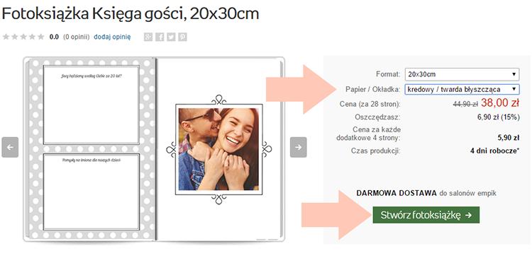 jak zrobić fotoksiążkę