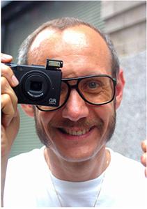 terry richardson fotograf portret