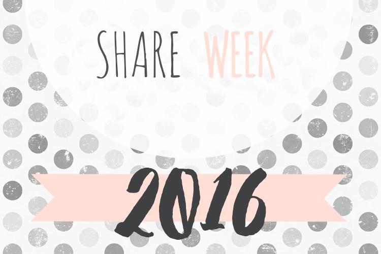 share week 2016 BLOGERZY POLECAJĄ blogerów