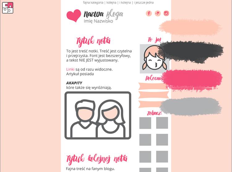 kolory na bloga | design bloga - poradnik