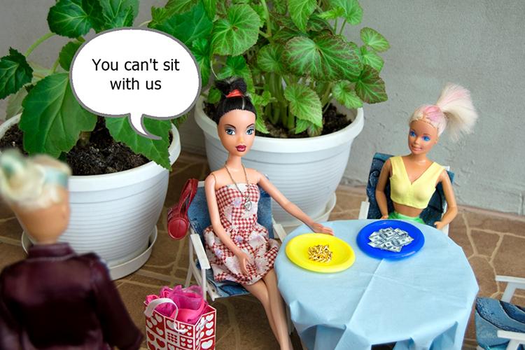 Mean dolls-milena