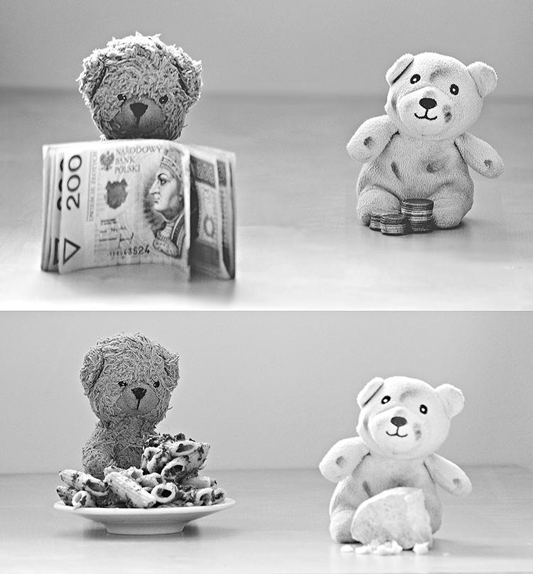 Papierowe szczescie-Wilcze pstryki