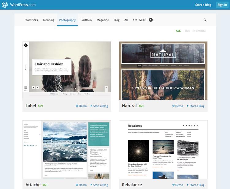 portfolio fotograficzne online