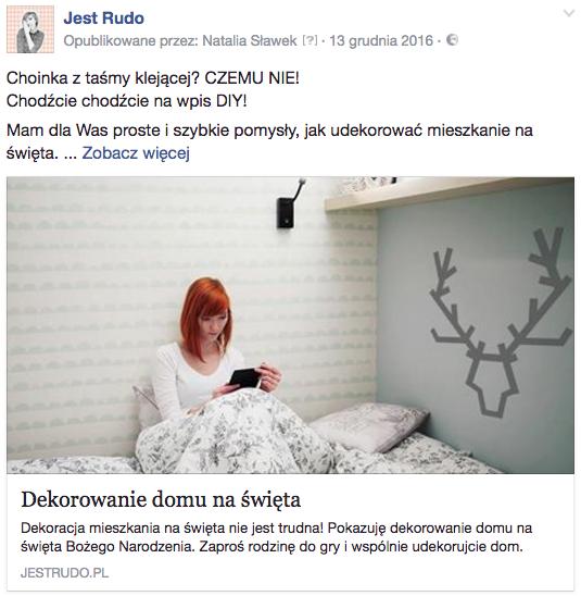 33 pomysły na posty na Facebooka