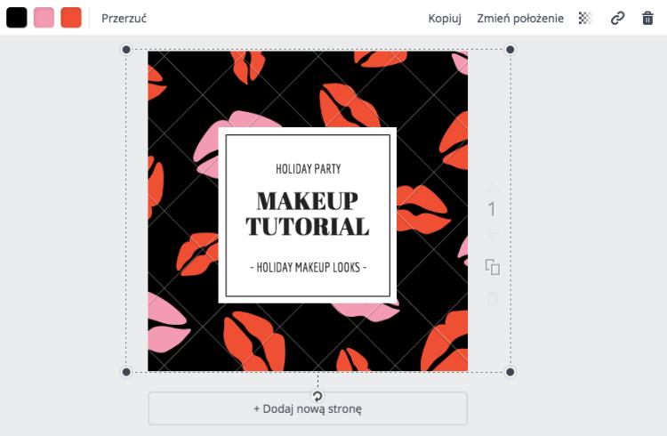 jak zrobić grafikę na stronę i bloga