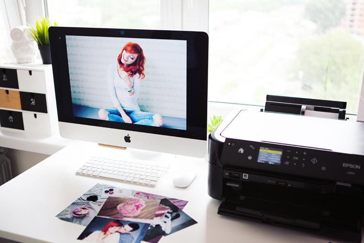 drukarka do zdjęć w domu Epson