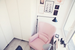 domowe biuro meble i aranżacje