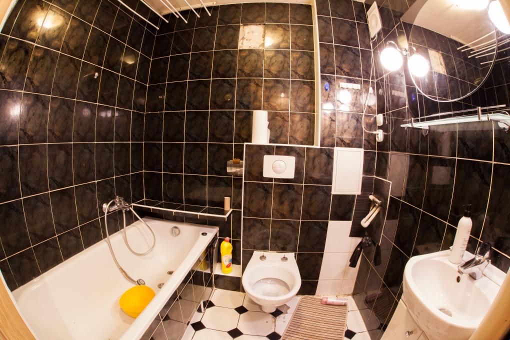 Mała łazienka W Bloku Aranżacje Inspiracje Porady Jak Urządzić