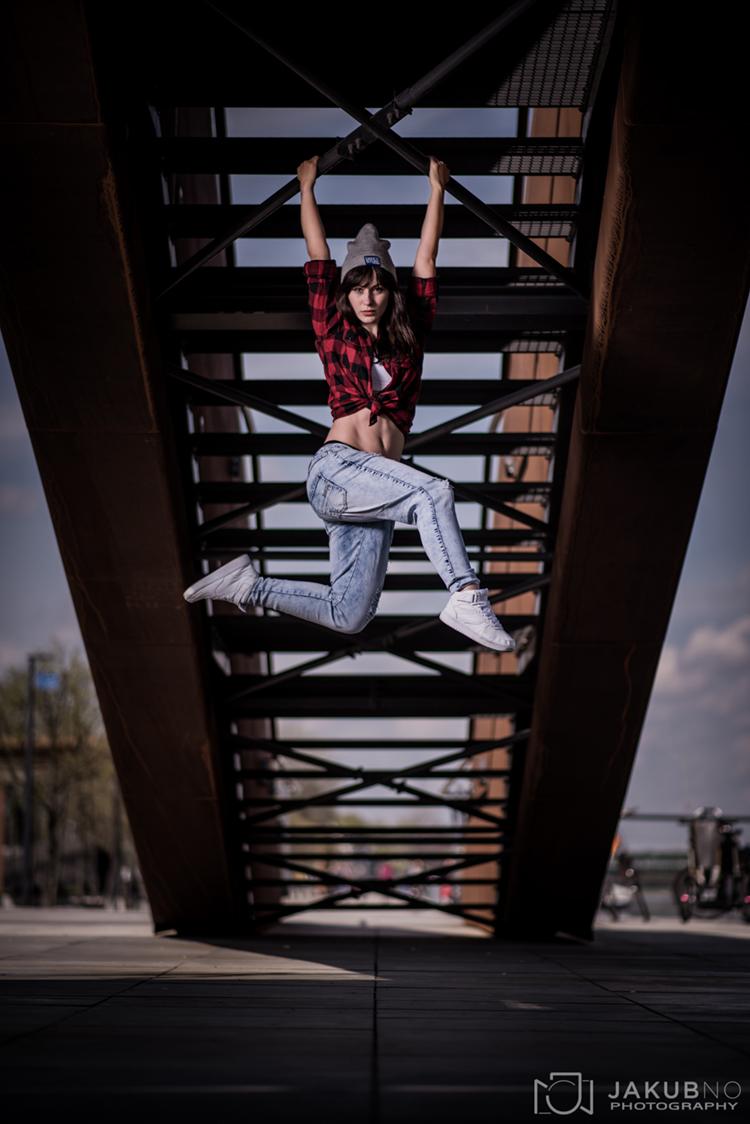 taniec i ruch w fotografii