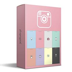 ikony instagram stories