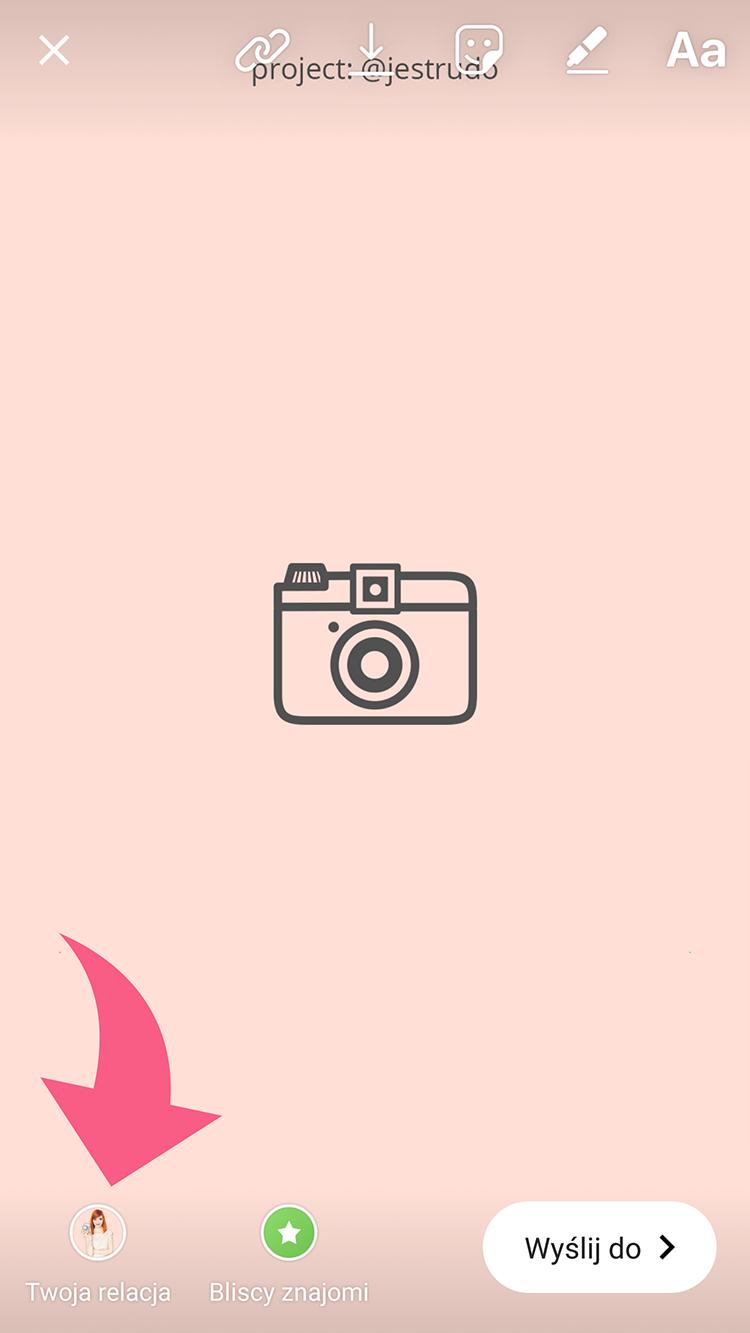 Instagram Stories Ikony 03 Jest Rudo Blog Fotograficzny