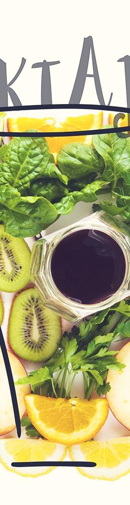 koktajl ze szpinakiem | zielone smoothie