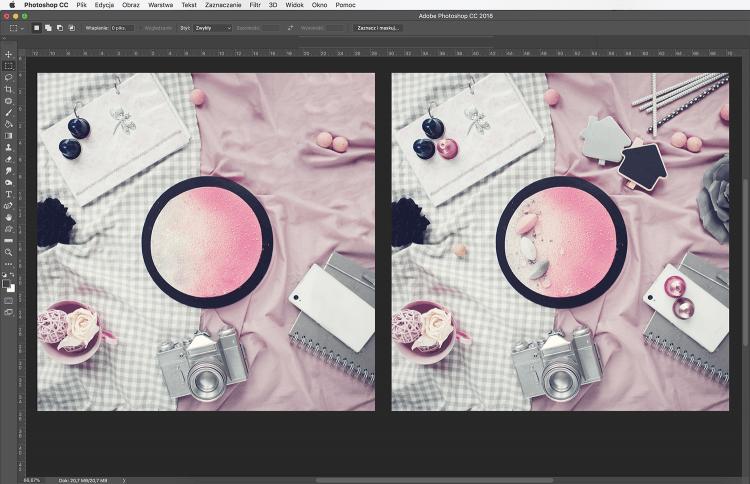 jak usunąć obiekt z tła - Photoshop