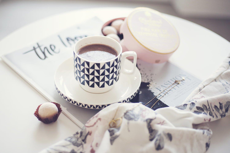przepis na herbatę z imbirem i kakao