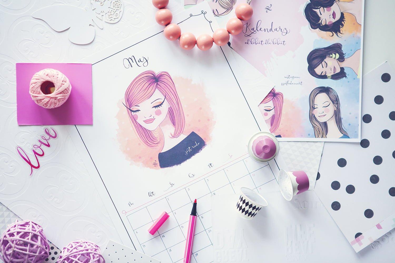 Kalendarz 2019 Do Druku Najpiękniejszy Kalendarz W Sieci Blog
