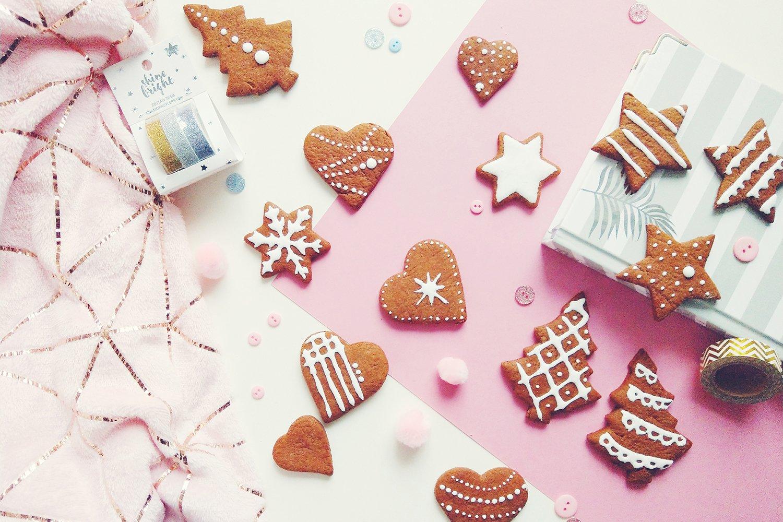 pierniczki świąteczne - przepis