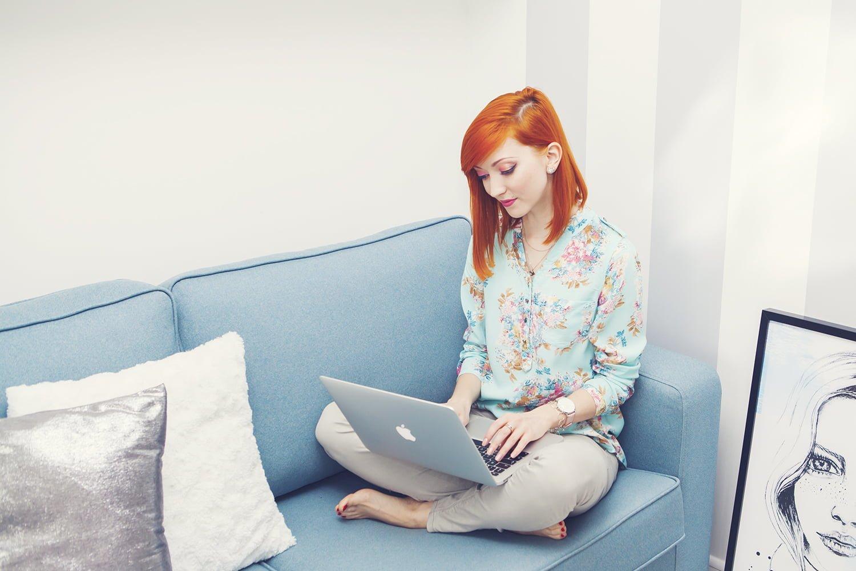 poradnik jak zrobić ładny blog